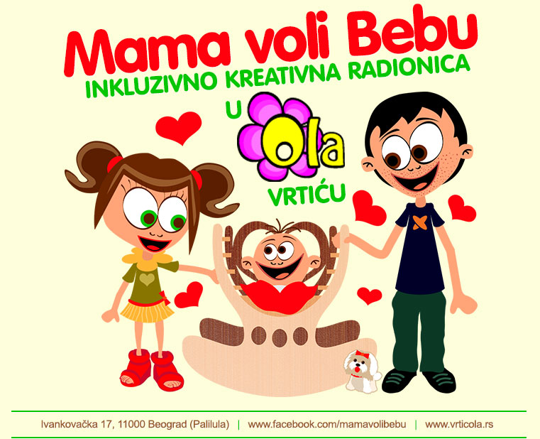 MamaVoliBebuRadionica